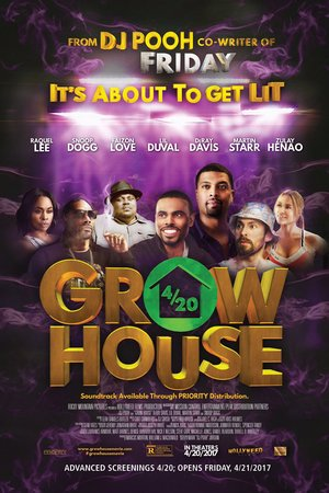 Grow House (2017) DVD Release Date
