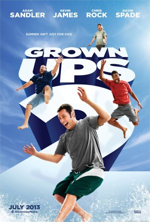 Grown Ups 2 (2013) DVD Release Date