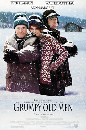 Grumpy Old Men (1993) DVD Release Date