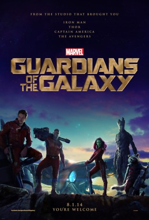 Guardians of the Galaxy (2014) DVD Release Date