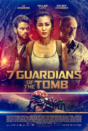 Guardians of the Tomb (2018) DVD Release Date