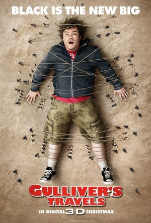 Gulliver's Travels (2010) DVD Release Date