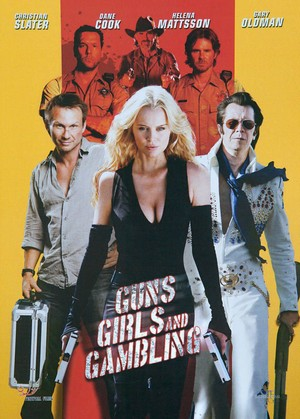 Guns, Girls and Gambling (2011) DVD Release Date