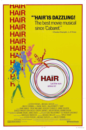 Hair (1979) DVD Release Date