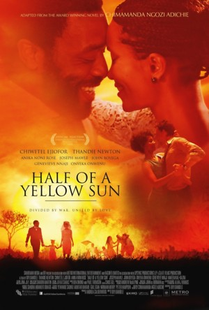 Half of a Yellow Sun (2013) DVD Release Date