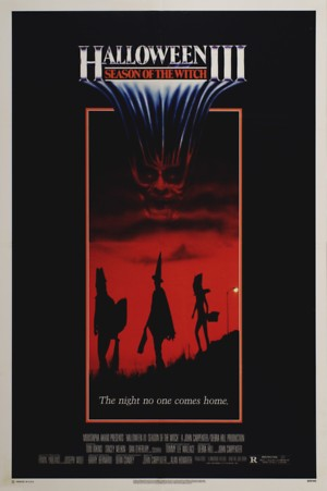 Halloween III: Season of the Witch (1982) DVD Release Date