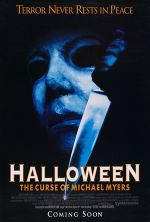Halloween: The Curse of Michael Myers (1995) DVD Release Date