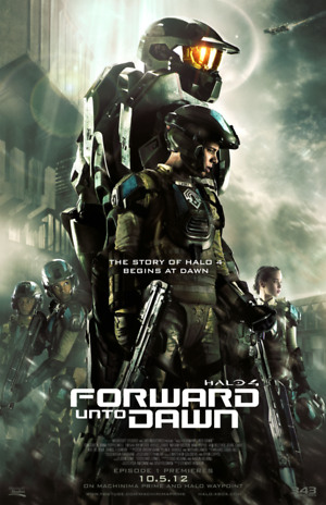 Halo 4: Forward Unto Dawn (2012) DVD Release Date