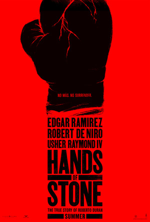 Hands of Stone (2016) DVD Release Date