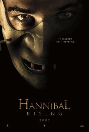 Hannibal Rising (2007) DVD Release Date