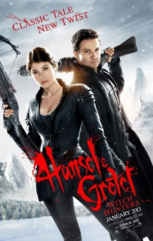 Hansel and Gretel: Witch Hunters (2013) DVD Release Date