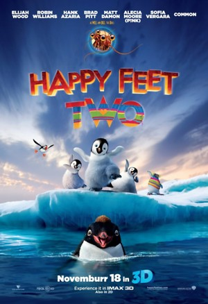 Happy Feet Two (2011) DVD Release Date