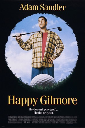 Happy Gilmore (1996) DVD Release Date