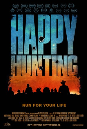 Happy Hunting (2017) DVD Release Date