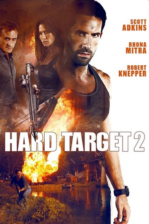 Hard Target 2 (Video 2016) DVD Release Date
