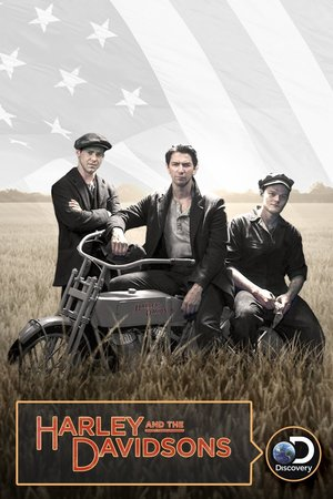 Harley and the Davidsons (TV Mini-Series 2016) DVD Release Date