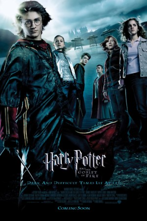 Harry Potter and the Goblet of Fire (2005) DVD Release Date