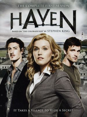 Haven (TV Series 2010) DVD Release Date