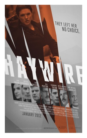 Haywire (2011) DVD Release Date