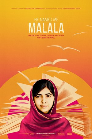 He Named Me Malala (2015) DVD Release Date