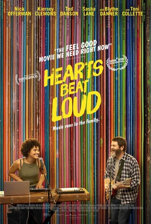 Hearts Beat Loud (2018) DVD Release Date