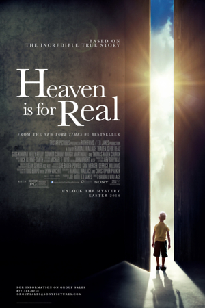 Heaven Is for Real (2014) DVD Release Date