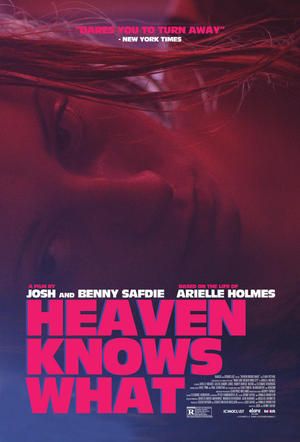 Heaven Knows What (2014) DVD Release Date