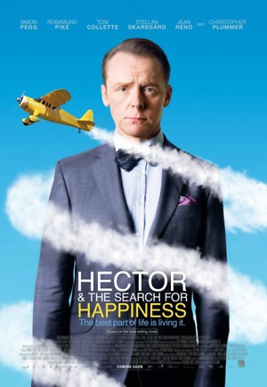 Hector and the Search for Happiness (2014) DVD Release Date