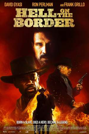 Hell on the Border (2019) DVD Release Date