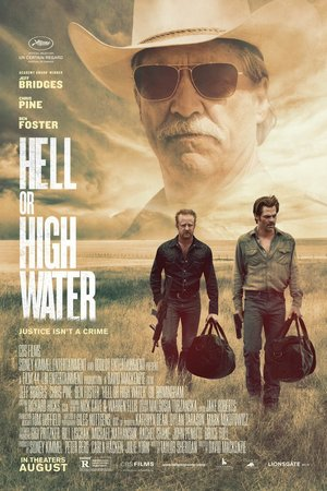 Hell or High Water (2016) DVD Release Date
