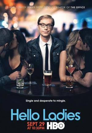 Hello Ladies (TV Series 2013- ) DVD Release Date