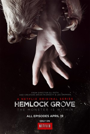 Hemlock Grove (TV Series 2013- ) DVD Release Date