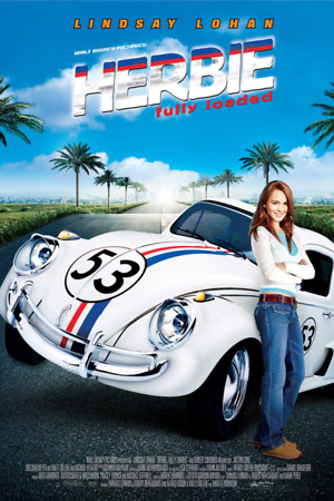 Herbie Fully Loaded (2005) DVD Release Date