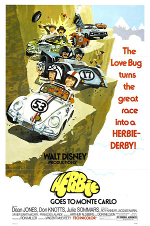Herbie Goes to Monte Carlo (1977) DVD Release Date