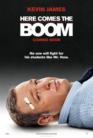 Here Comes the Boom (2012) DVD Release Date