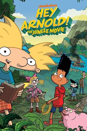 Hey Arnold: The Jungle Movie (TV Movie 2017) DVD Release Date