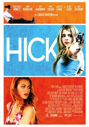 Hick (2011) DVD Release Date