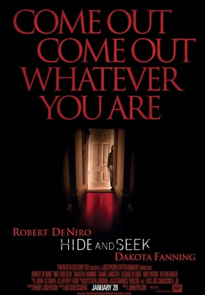 Hide and Seek (2005) DVD Release Date