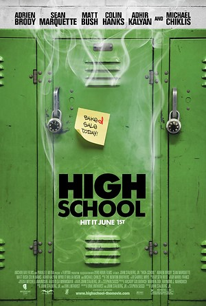 High School (2010) DVD Release Date