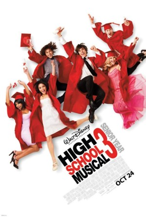 High School Musical 3: Senior Year (2008) DVD Release Date