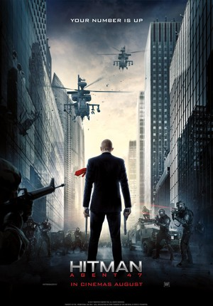 Hitman Agent 47 (2015) DVD Release Date
