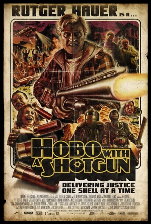 Hobo with a Shotgun (2011) DVD Release Date