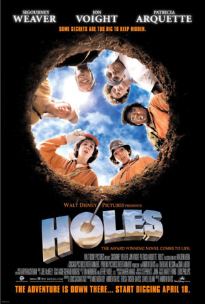 Holes (2003) DVD Release Date