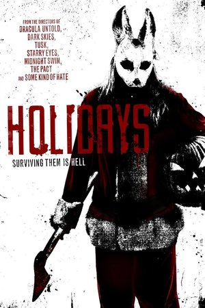 Holidays (2016) DVD Release Date