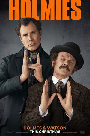 Holmes and Watson (2018) DVD Release Date
