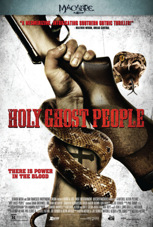 Holy Ghost People (2013) DVD Release Date