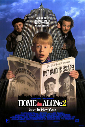 Home Alone 2: Lost in New York (1992) DVD Release Date