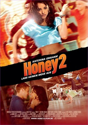 Honey 2 (2011) DVD Release Date