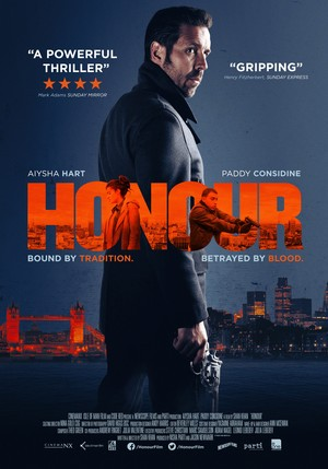 Honour (2014) DVD Release Date