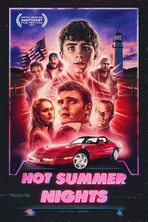 Hot Summer Nights (2017) DVD Release Date